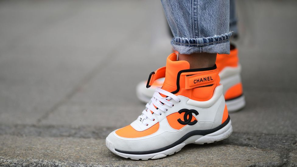 Chanel has been at the forefront of the designer trainer trend  (Credit: Getty Images)