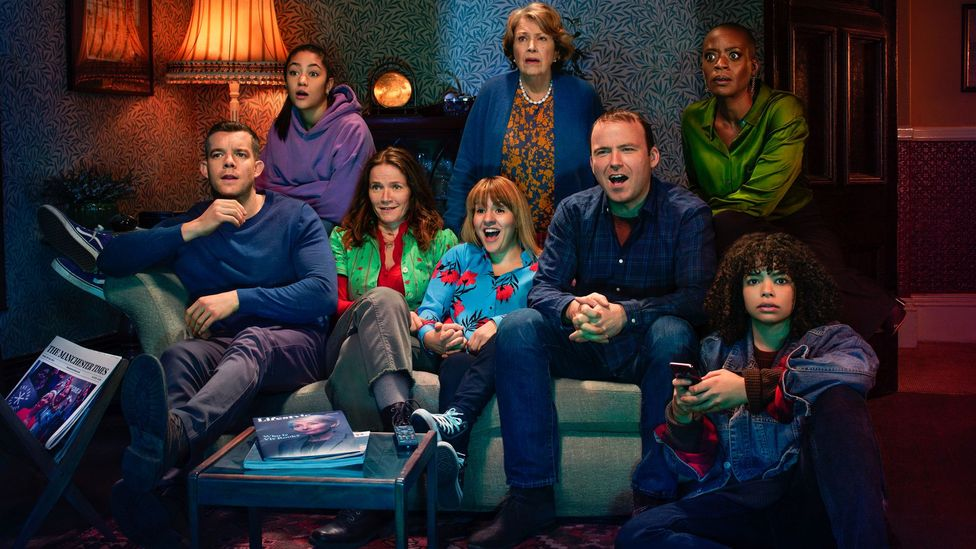 New drama Years and Years tells the story of a British family across the next 15 years, against a backdrop of global catastrophe (Credit: BBC/HBO)