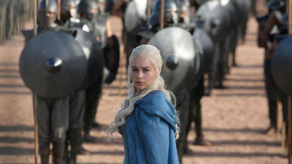 With its violent, post-democratic world, could Game of Thrones, terrifyingly, be the ultimate near-future narrative? (Credit: HBO)
