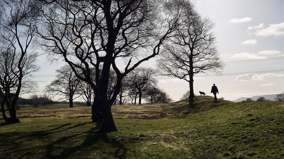 Today, there are 47 named sites along the Antonine Wall route for travellers to explore (Credit: Jeremy Sutton-Hibbert/Getty Images)