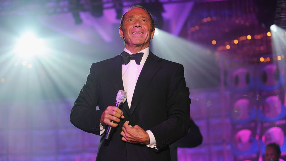 """Paul Anka says the popularity of his song My Way is that """"it takes on light from different sources"""" (Credit: Getty Images)"""