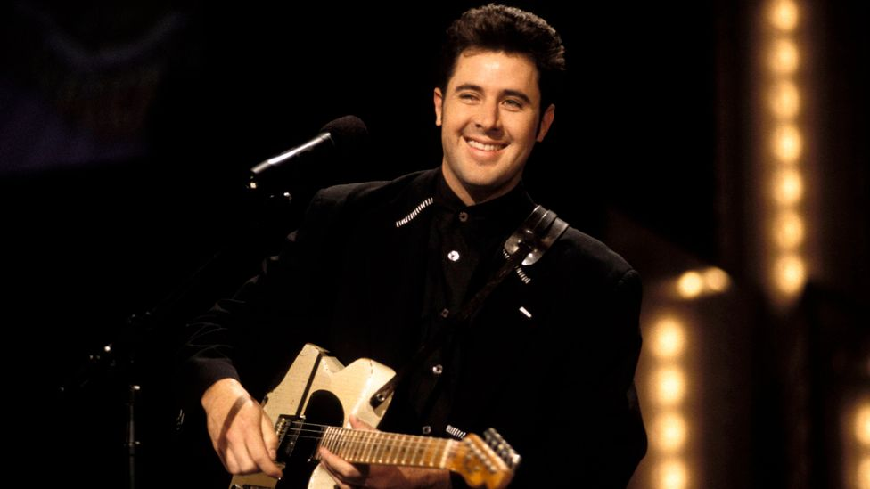 Vince Gill's ballad Go Rest High on That Mountain is a very popular choice in the south of America (Credit: Getty Images)