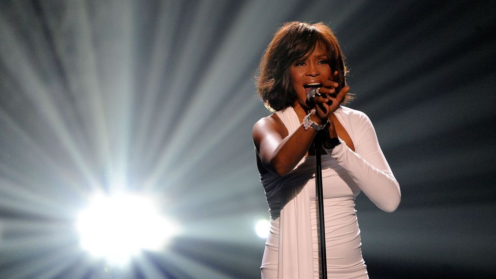 Whitney Houston's powerballad I Will Always Love You is a popular choice in Germany (Credit: Getty Images)