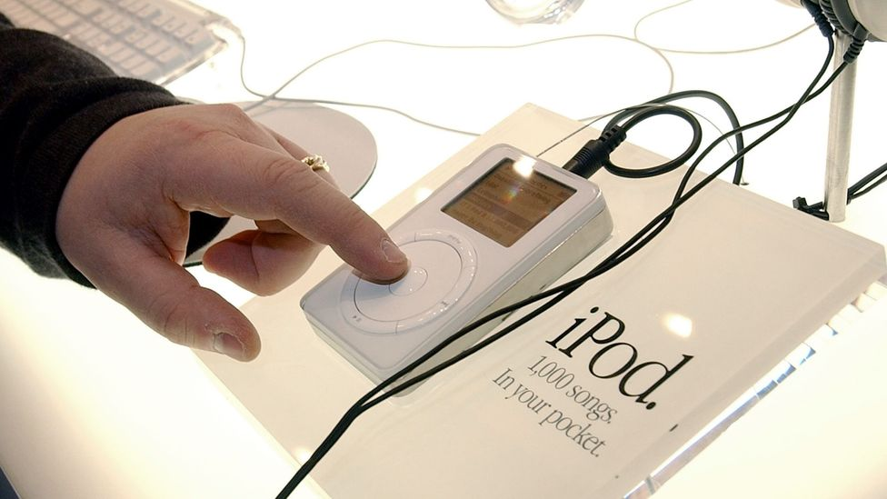 Few outside Silicon Valley anticipated the iPod before it was launched by Apple in 2001 (Credit: Getty Images)