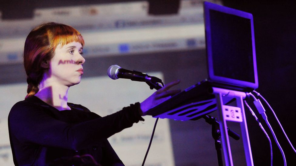 """Holly Herndon has said of current AI technology: """"It is still a baby. It is important to be cautious that we are not raising a monster"""" (Credit: Getty Images)"""