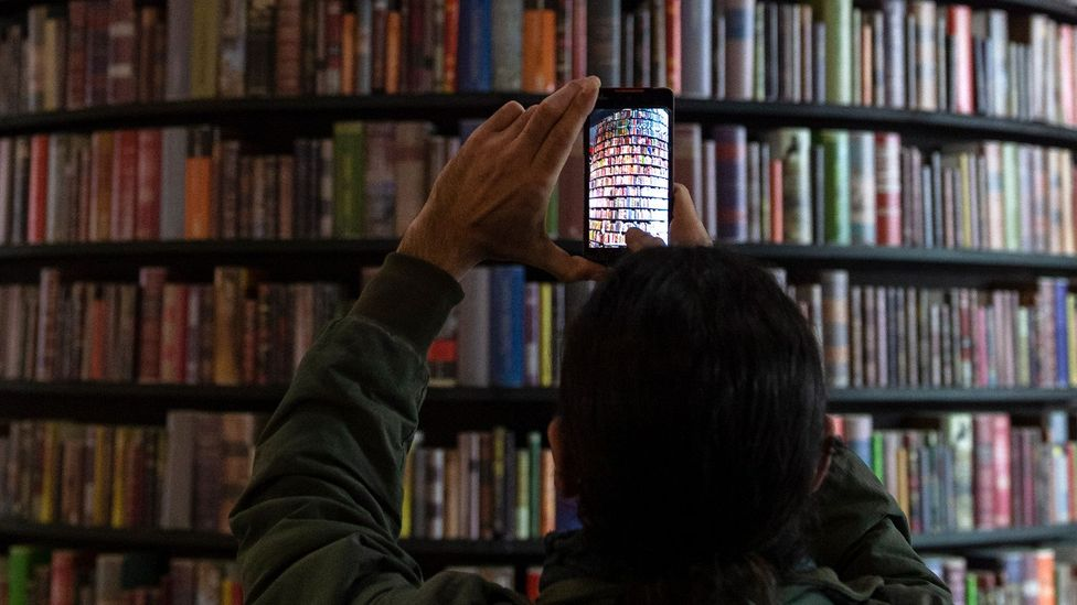 Many of us tend to exaggerate the number of books we've read (Credit: Getty Images)