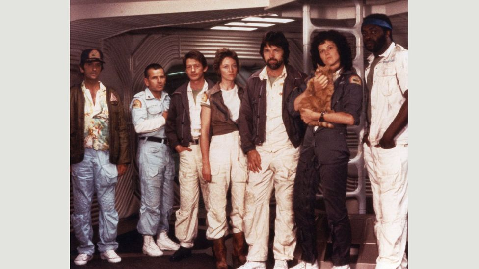 """Ridley Scott described the Nostromo crew as """"truck drivers"""" (Credit: Alamy)"""