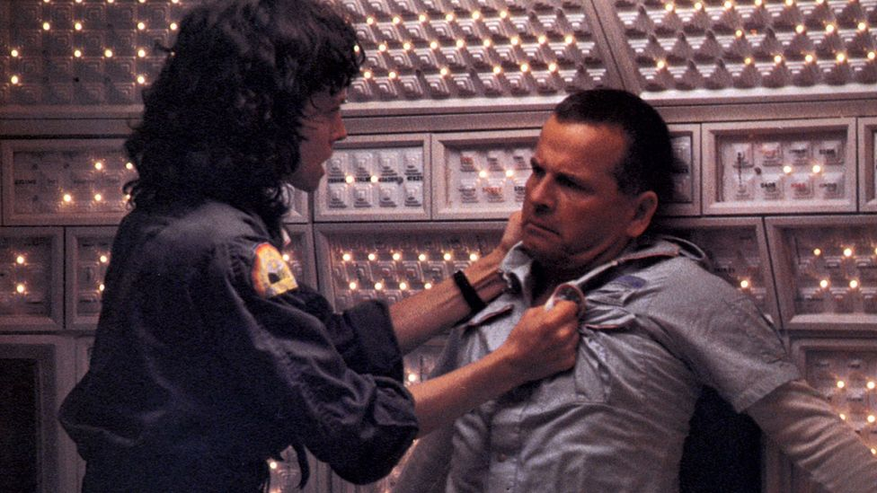 The conflict between Ripley and Ash has parallels in real working life (Credit: Alamy)