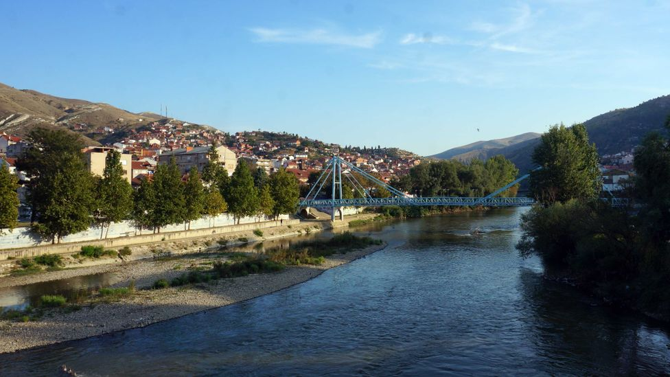 A digital 'gold rush' came to Veles, according to many reports (Credit: Robin Willows-Rough)