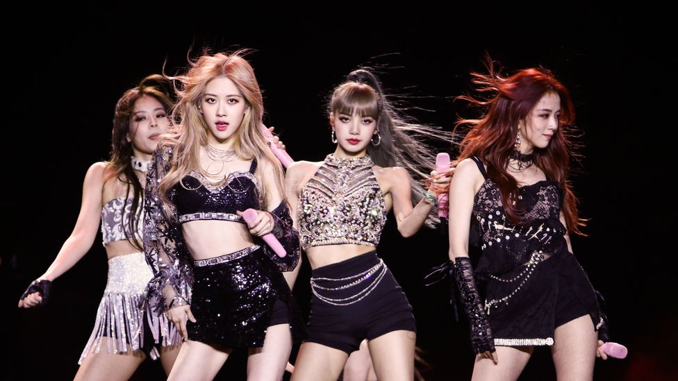 Blackpink became the first female K-pop group to play at Coachella (Credit: Getty Images)