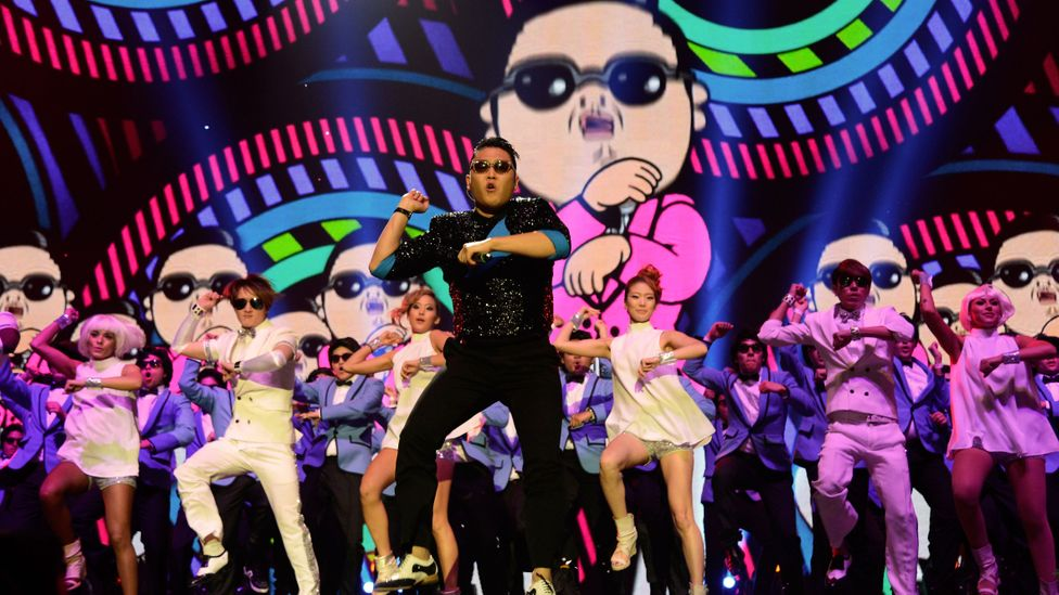 Oppan Gangnam style (Credit: Getty Images)
