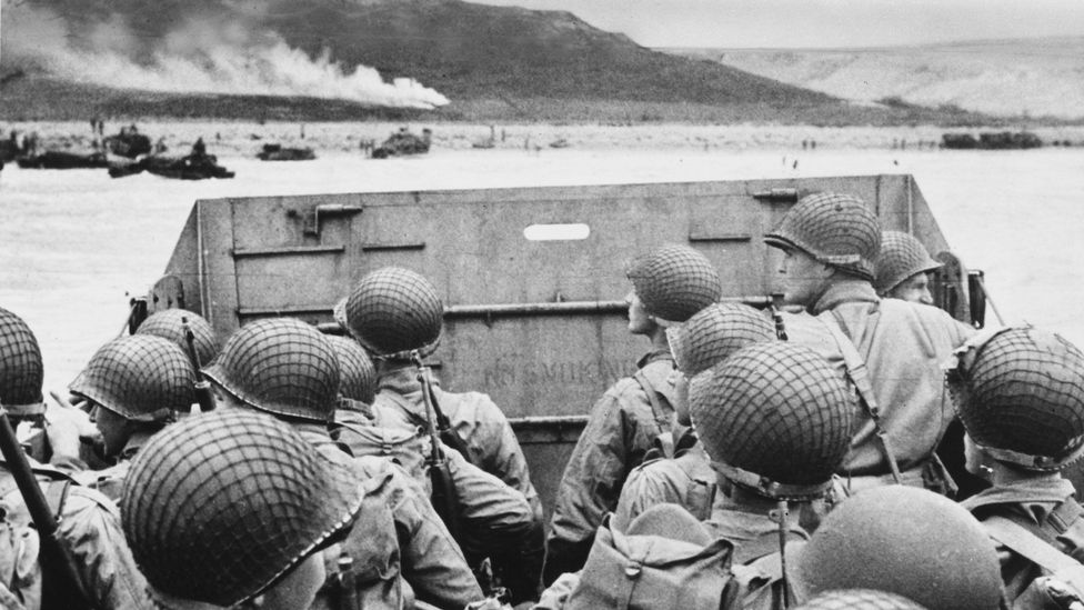 The alleged meeting and the successful D-Day invasion played a decisive role in shaping the course of the deadliest war of all time (Credit: Chronicle/Alamy)