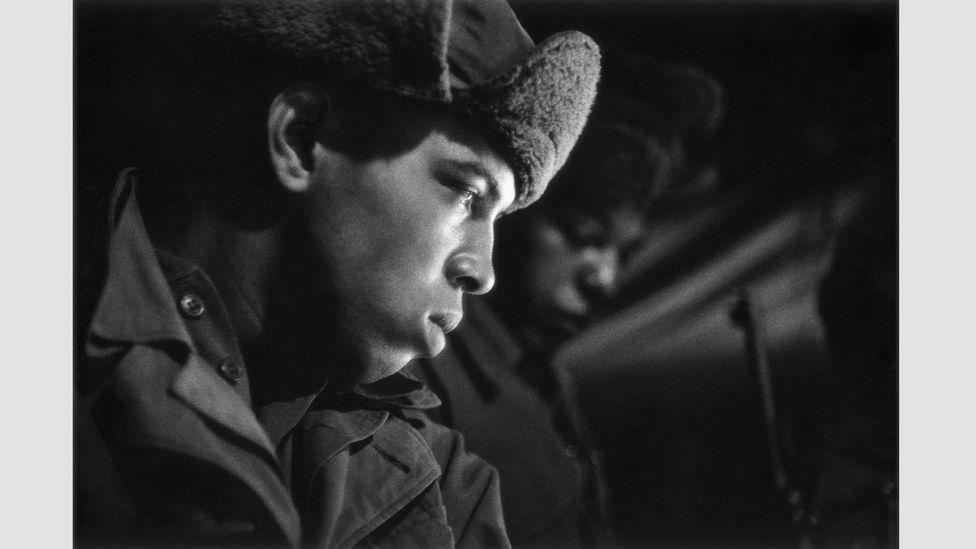 Al Miller, Korea, 1953-54 (Credit: Dave Heath / Steidl / Le Bal)