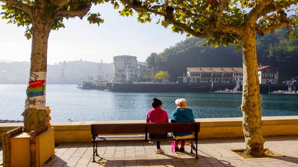 A strong anchor to village life in Basque Country has created numerous dialects (Credit: Jerónimo Alba/Alamy)