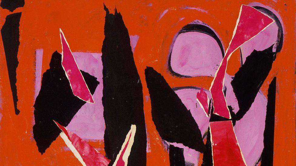 Desert Moon, 1955 (Credit: The Pollock-Krasner Foundation)