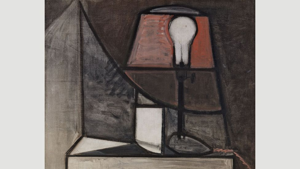 Maar channelled her anguish during the war years into melancholic landscapes and still lifes, like Nature morte, 1941 (Credit: Galerie Makassar-France, Paris)