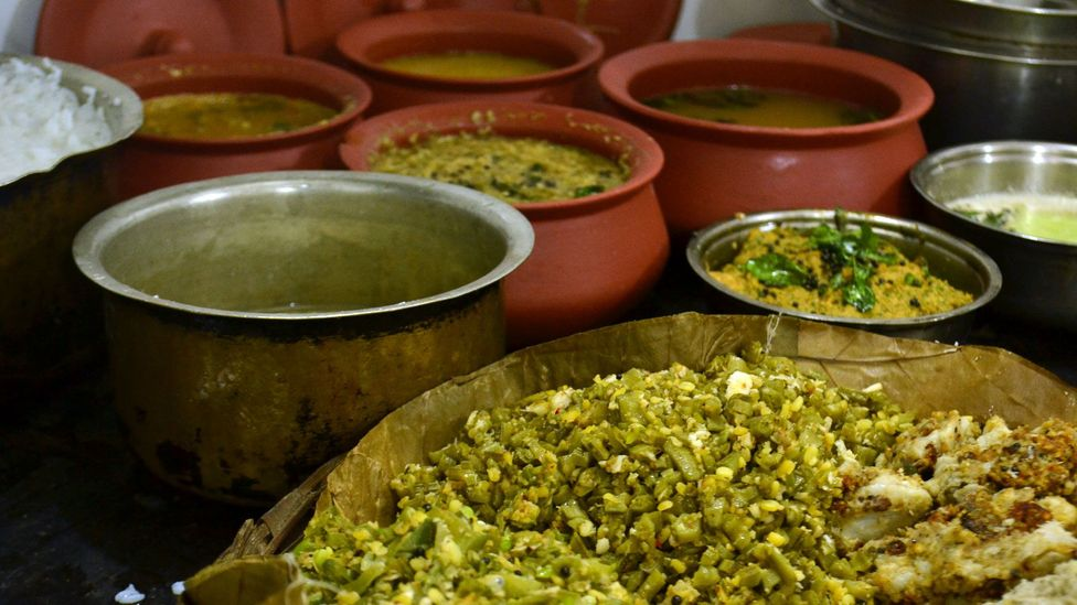 The shraadha meal consists entirely of recipes that have existed in India for at least a millennium (Credit: Yasaswini Sampathkumar)