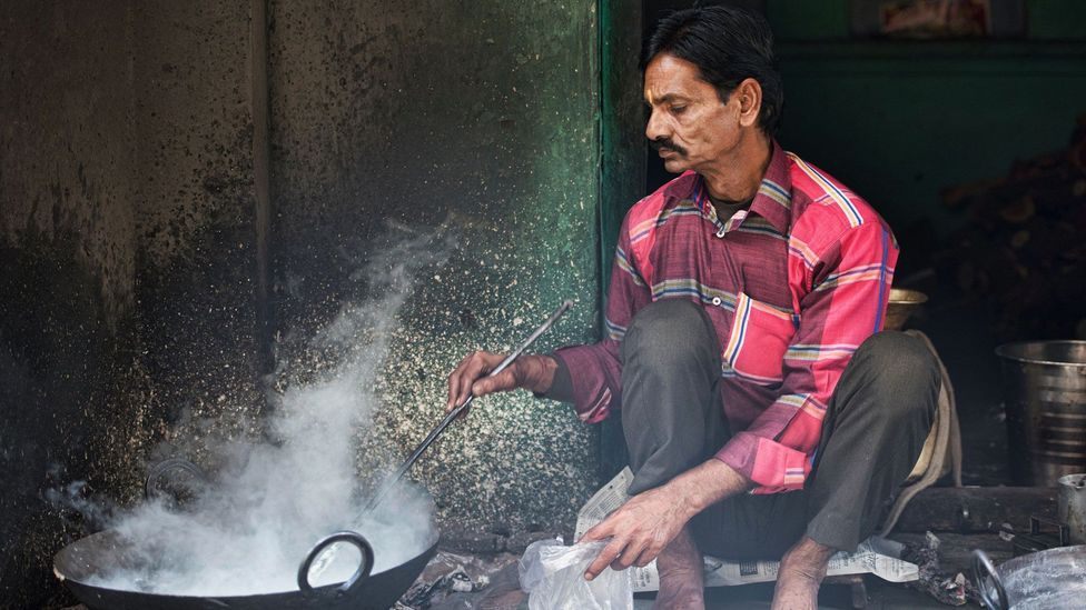 The more intimate shraadha has preserved culinary traditions more effectively than large celebrations (Credit: age fotostock/Alamy)
