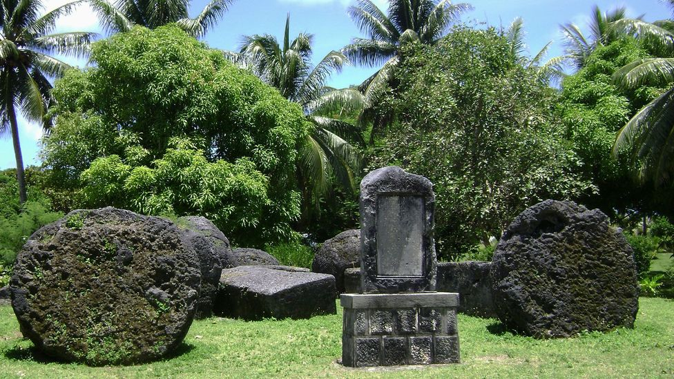 The House of Taga - the famously brawny chief in Tinian (Credit: Getty Images)