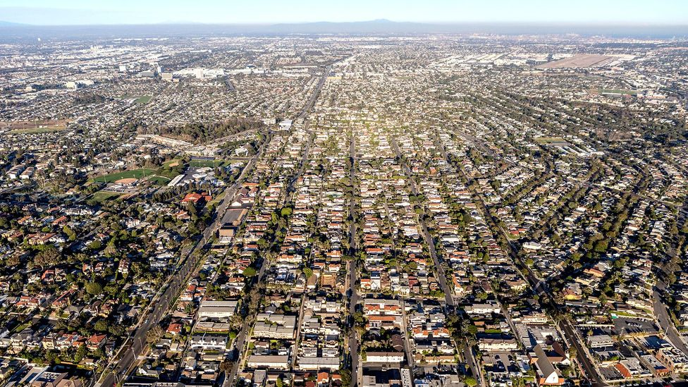 According to a survey by the state's housing authority, California will need to build 180,000 homes each year to 2025 – but currently builds only 80,000 (Credit: Alamy)