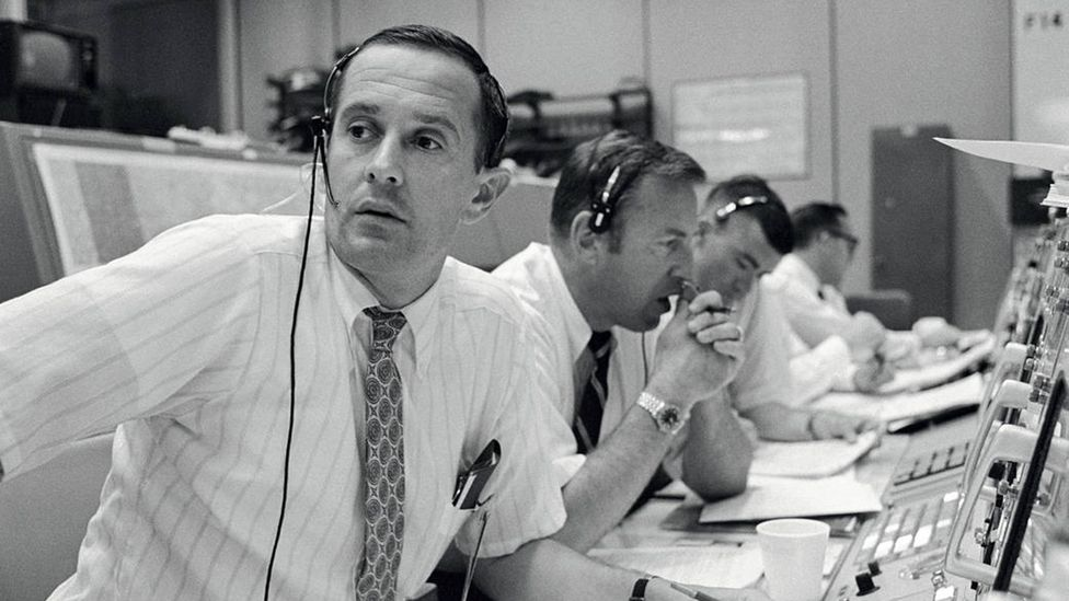 Many of the Apollo astronauts were similar in age and had very similar backgrounds (Credit: Nasa)