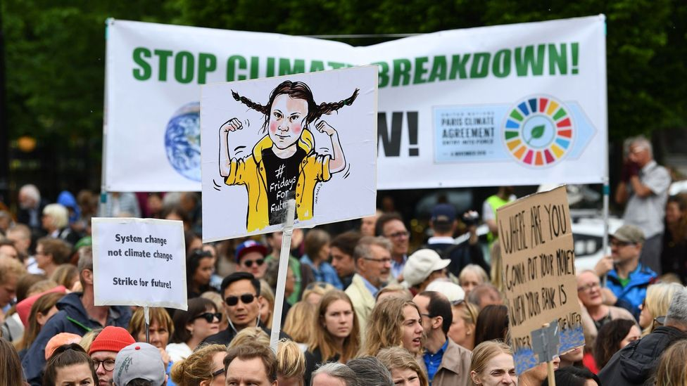 To tackle an issue as significant as climate change, we will need ethics (Credit: Getty Images)