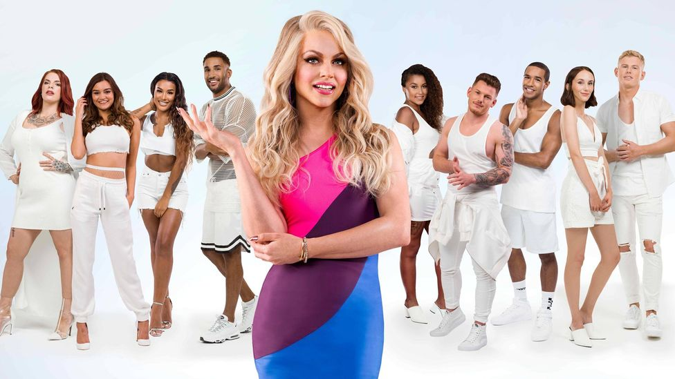 Last year's reality show The Bi Life featured a selection of sexually fluid young people looking for love (Credit: NBC)
