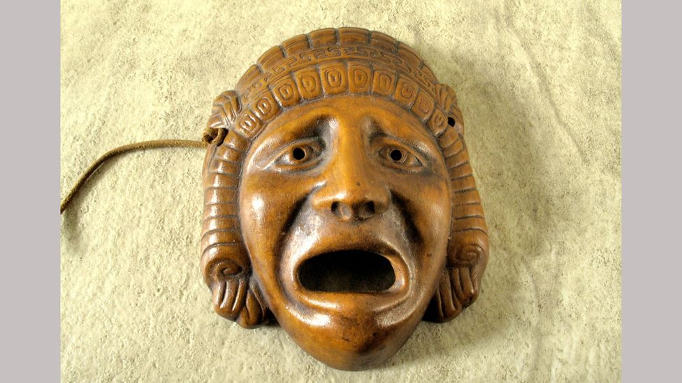 Among the earliest examples of 'fail-lit' is Greek tragedy (Credit: Alamy)