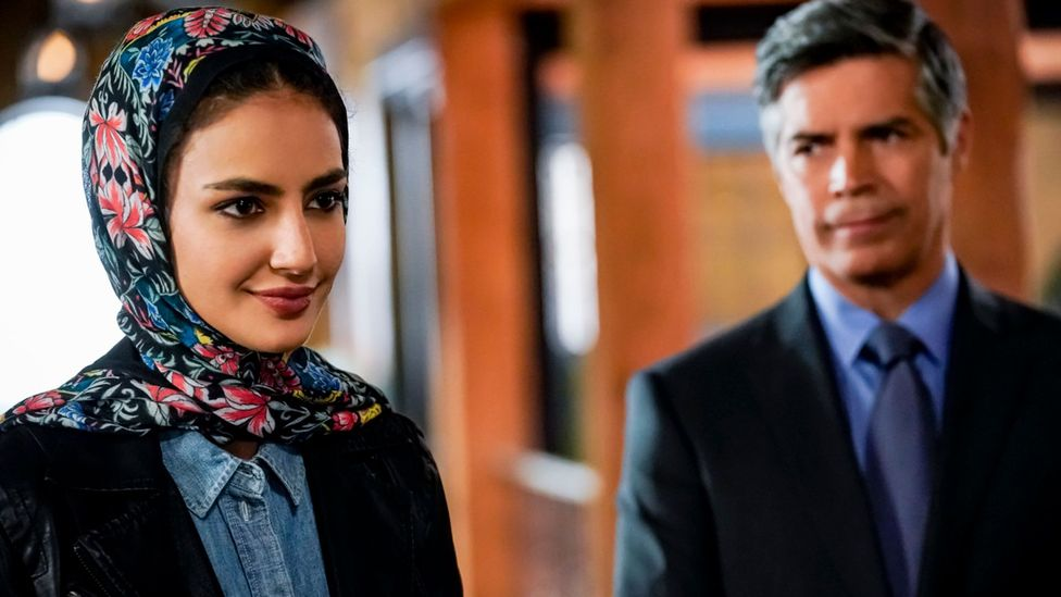 NCIS: Los Angeles introduced a hijab-wearing character, Special Agent Fatima Namazi, but took care not to make religion the focal point of her role (Credit: Getty)