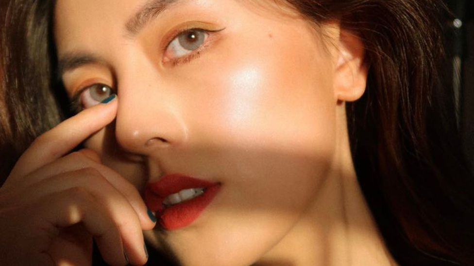 """Zhang """"BB"""" Xi was just another 20-something on social media until an influencer incubator plucked her from thousands to groom her for stardom (Credit: Ruhnn Holding)"""