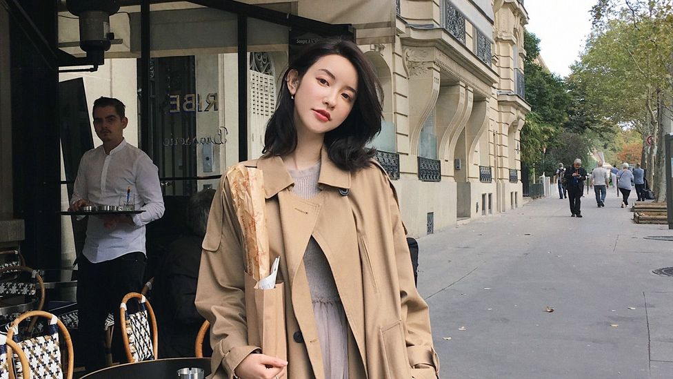 """The first influencer that Ruhnn invested in was Dayi Zhang, who Zhou calls """"the queen of e-commerce."""" She's sold $145m worth of products online (Credit: Ruhnn Holding)"""