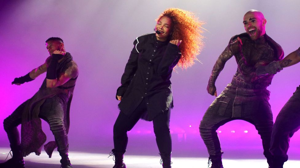 Janet Jackson's new Las Vegas show Metamorphosis has been hailed as a return to 'top form' (Credit: Getty Images)