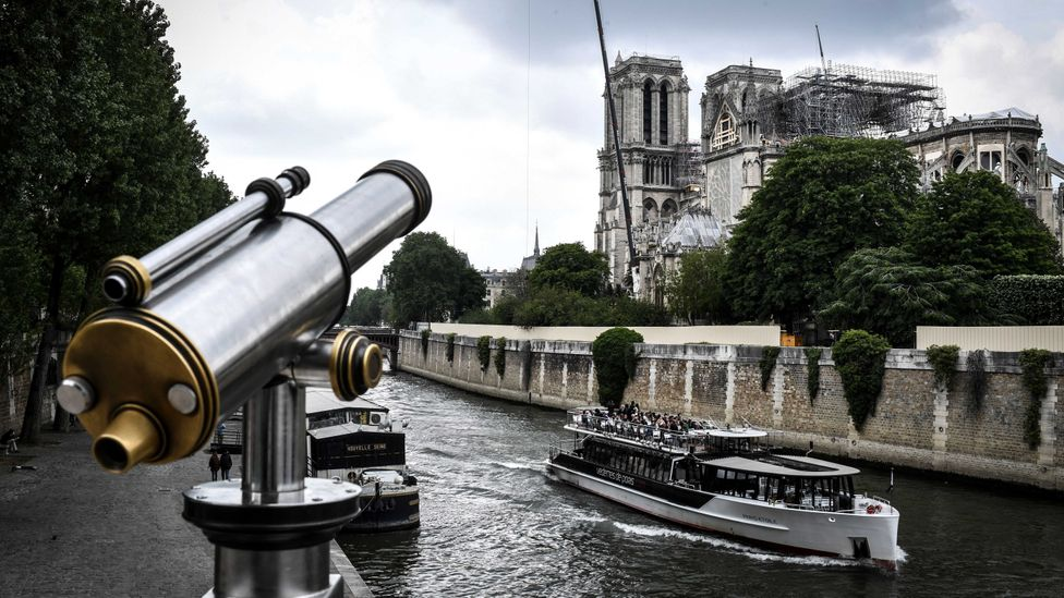 The fire at Notre Dame provoked grief and donations - which modern buildings would inspire the same? (Credit: Getty Images)