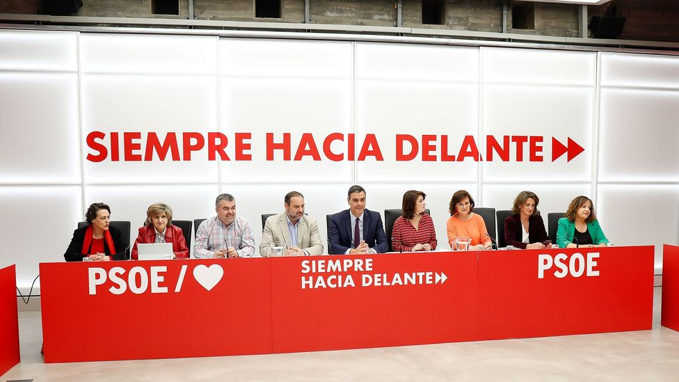 The rules are the brainchild of the Spanish Socialist Workers' Party (Credit: Getty Images)
