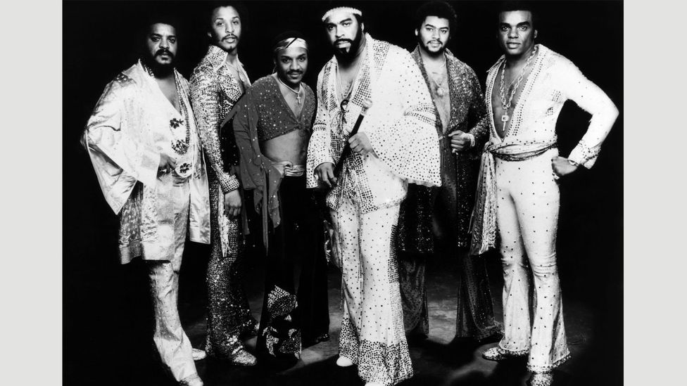 The Isley Brothers recorded Fight the Power on the same day as their anti-poverty ballad Harvest for the World (Credit: Alamy)