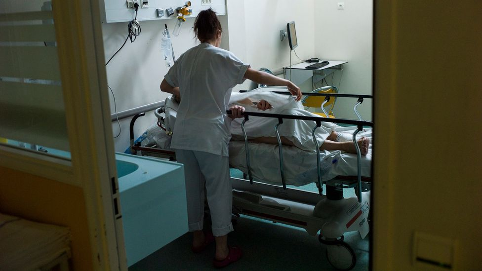 Valuable fields like nursing can be difficult in which to thrive if you are dyslexic, some assert (Credit: Getty Images)