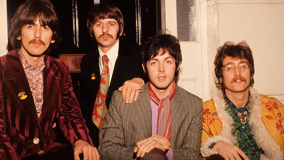 Three of four members of the Beatles all experienced major setbacks early in life. A surprising number of high achievers experienced bereavement at a young age (Credit: Alamy)