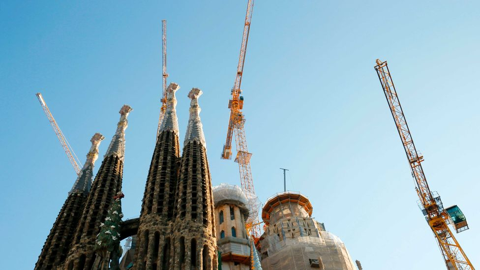'Cathedral thinking' involves starting a project you may not live to see finished (Credit: Getty Images)