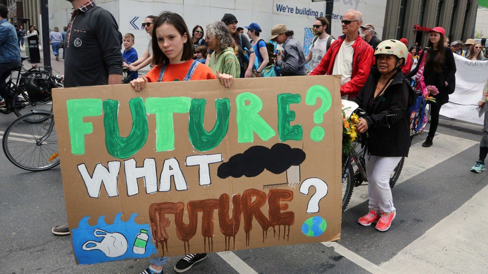 Should tomorrow's generations have more rights? (Credit: Getty Images)