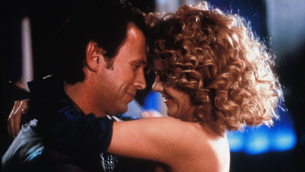 The film allows Harry and Sally time to grow and mature until they become the people they actually are (Credit: Alamy)
