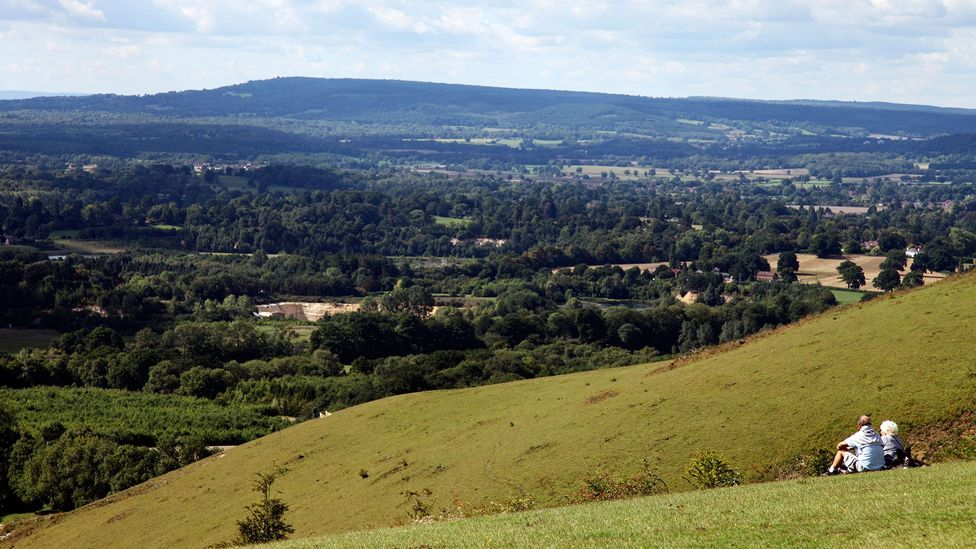 Surrey in the UK does not normally experience violent seismic activity, yet a series of small quakes in early 2019 have shaken locals (Credit: Alamy)