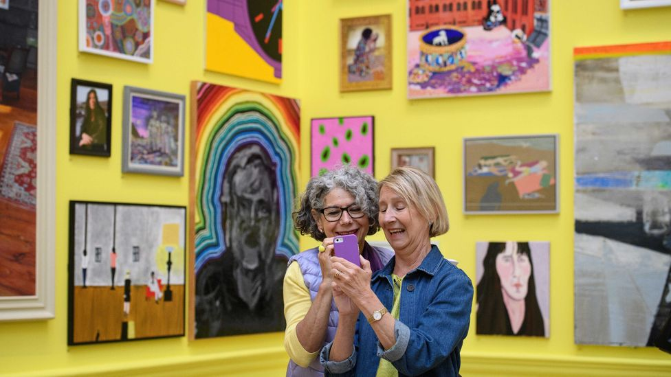 Creativity can mean more than artistic expression (Credit: Getty Images)