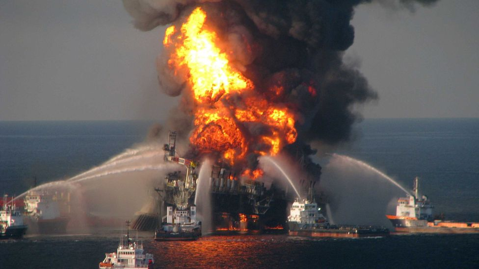 How do we avoid future disasters like the Deepwater Horizon oil spill if we don't embrace critical thinking? (Credit: Getty Images)