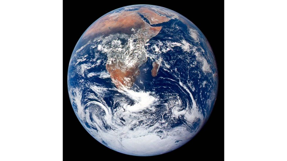 The Blue Marble image has become one of the most iconic images taken by Apollo astronauts (Credit: Nasa)