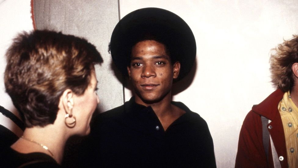 Jean-Michel Basquiat was deeply shaken by Stewart's death, on both a personal and political level (Credit: Alamy)
