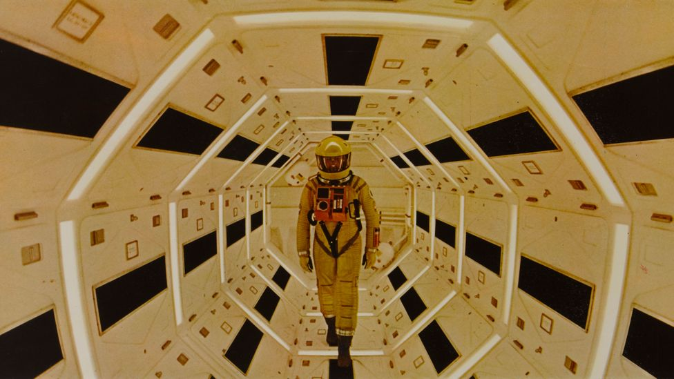 Stanley Kubrick's film 2001: A Space Odyssey was a huge influence on Bowie (Credit: Getty Images)