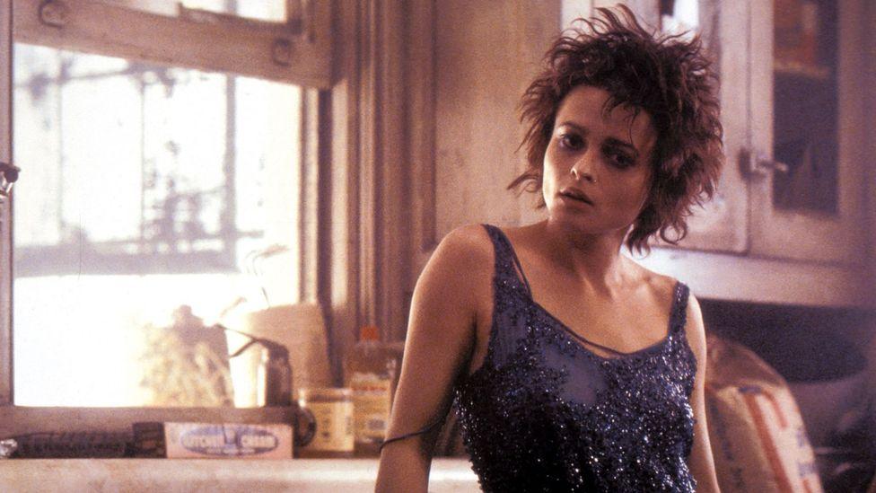 In a testosterone-heavy film, Helena Bonham Carter plays the sole female lead, Marla (Credit: Alamy)