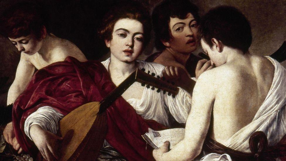 Caravaggio (Credit: Alamy)