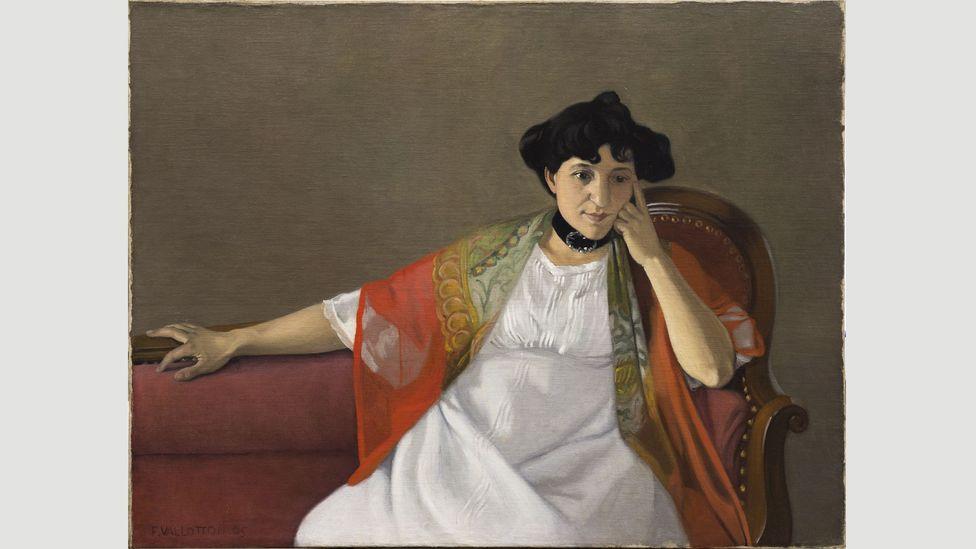 Gabrielle Vallotton, 1905, by Félix Vallotton (Credit: Mairie de Bordeaux/ F Devel)
