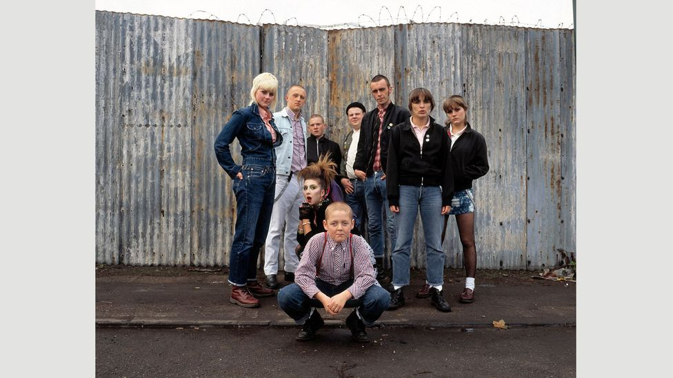 Focusing on young skinheads in 1983, the 2006 film This is England was written and directed by Shane Meadows (Credit: Alamy)